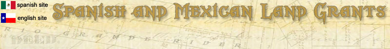 Spanish & Mexican Land Grants